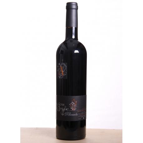 Carton de vin rouge Sens de la Garrigue Alicante cuvée 2014