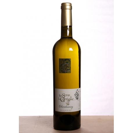 Carton de vin blanc Chardonnay Fût de Chêne cuvée 2017