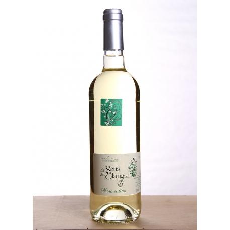 Carton de vin blanc Vermentino cuvée 2017
