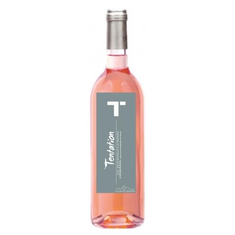 Corbières Tentation (rosé)