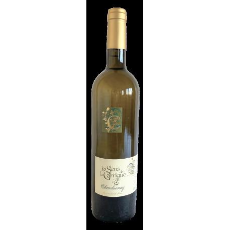 Les Sens de la Garrigue Chardonnay Fût de Chêne